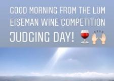 2019 Lum Eisenman and Ramona Valley Wine Competition