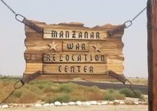 Manzanar War                                 Relocation Center                                    (Part 3 Highway 395 story)