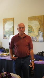 Owner and winemaker, George Gilpatrick started