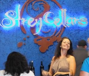 Katie Wiegers , co-owner Strey Cellars