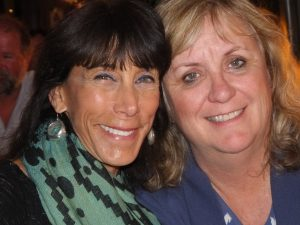 Ingrid Croce and Robin