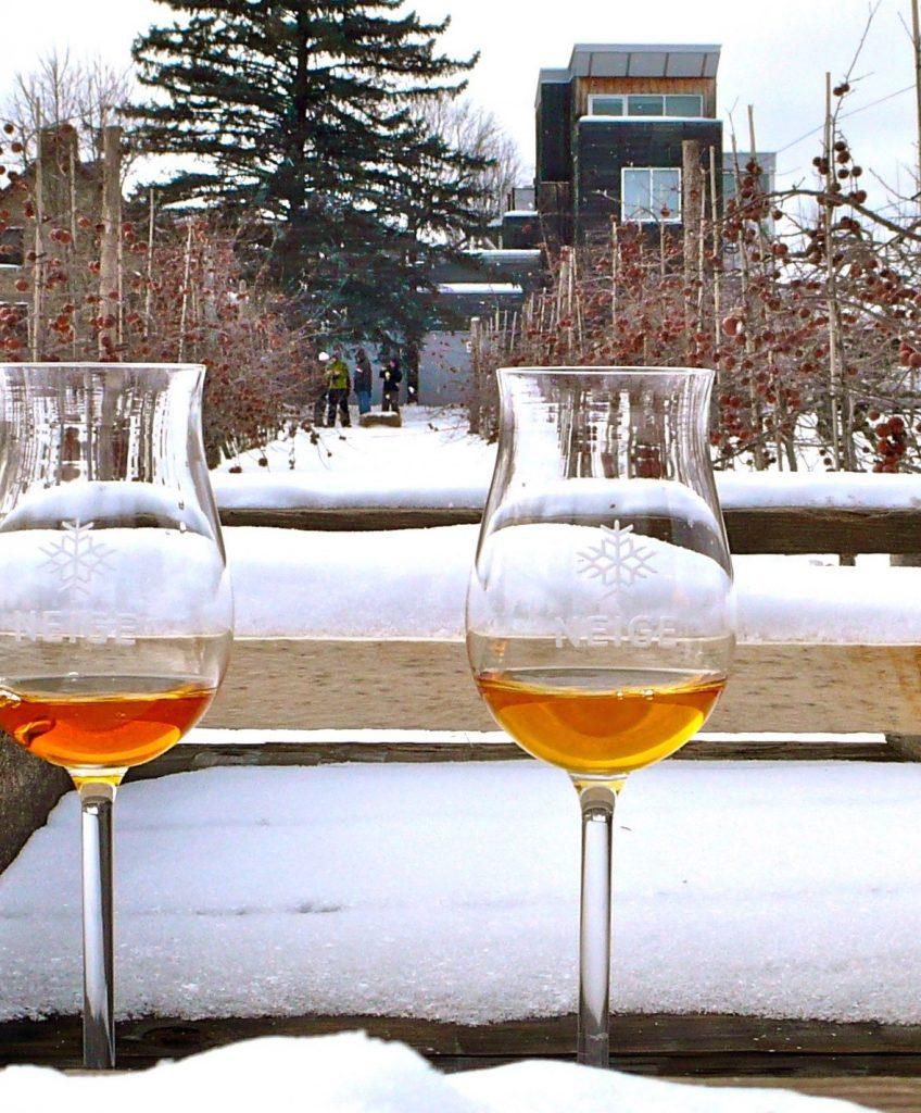 Ice Cider in Canada
