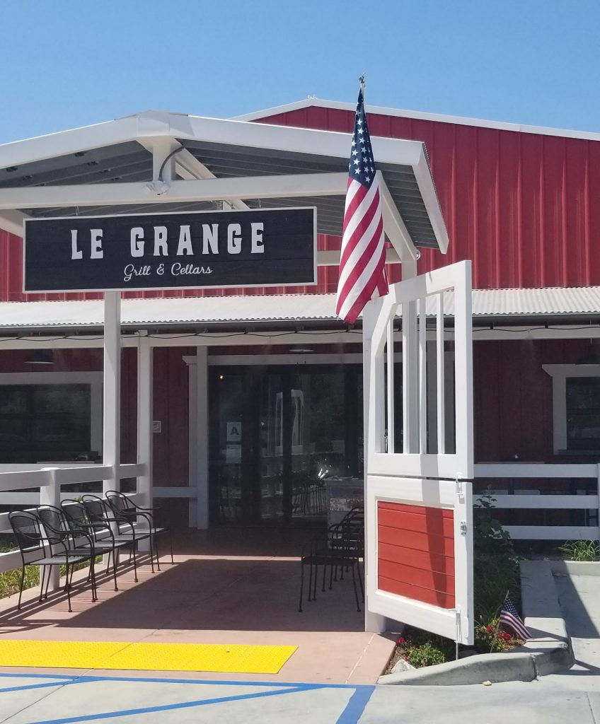 Le Grange Cellars and Grill