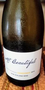 2016 Mt Beautiful Chardonnay