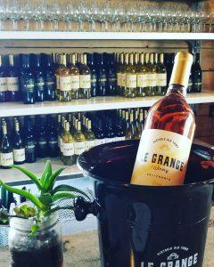 Le Grange Wine Tasting
