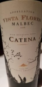 Argentinian Malbec to enjoy with my steak