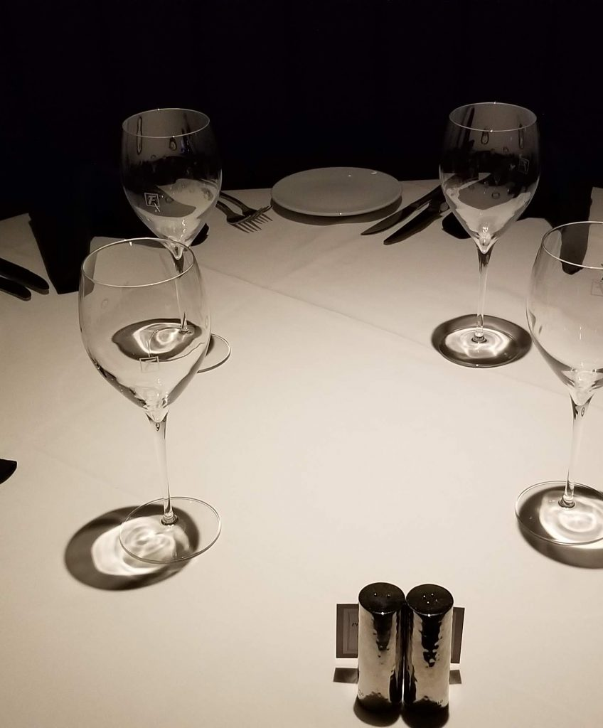 Table ready for you