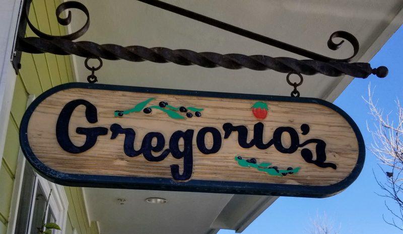 Gregorios Restaurant