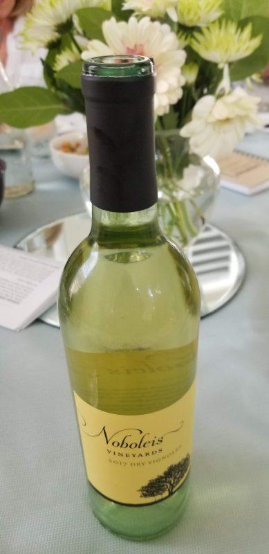 Noboleis Vineyards Dry Vignoles