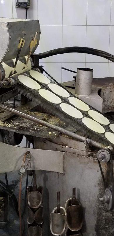 tortilla maker machine