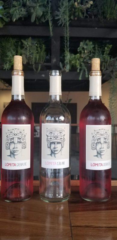 La Lomita Wines Sampled