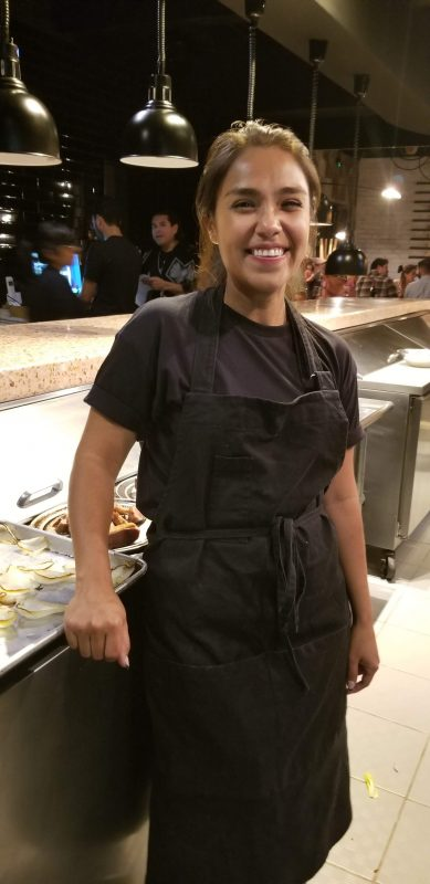 Sheyla Alvarado- Lunario Chef