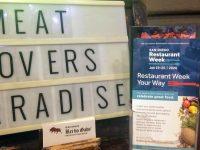 San Diego Restaurant Week offerings
