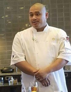 Chef Fernando