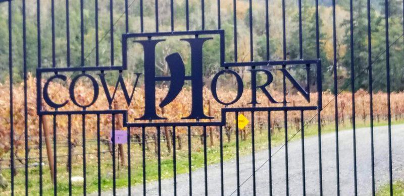 Cowhorn entrance