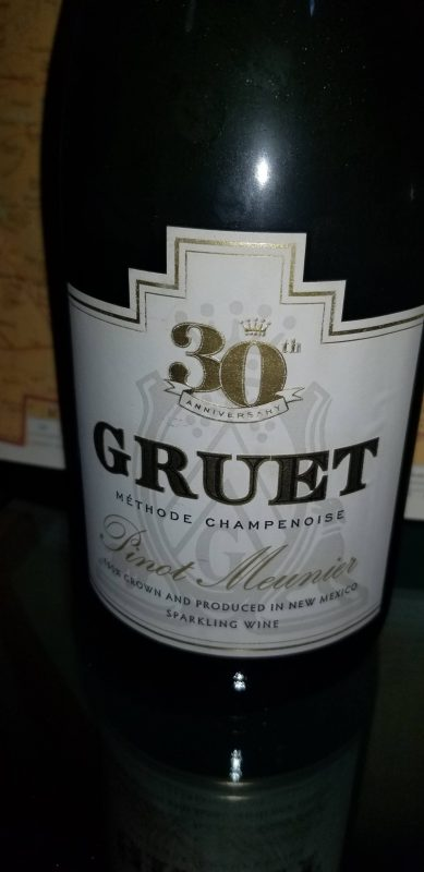 30th Anniversary Gruet Sparkling Wine