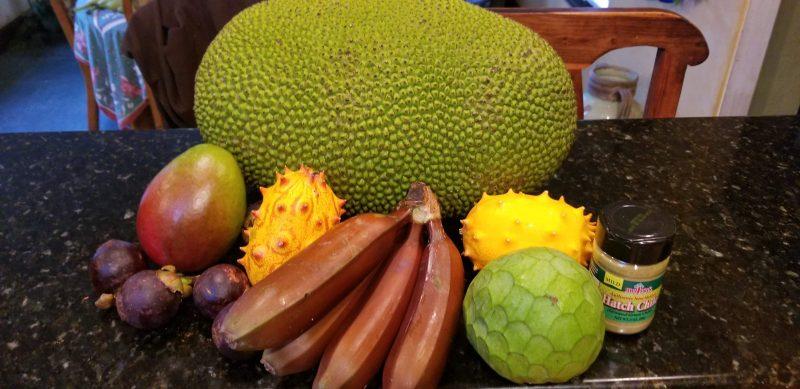 Melissa's Produce tropical fruit