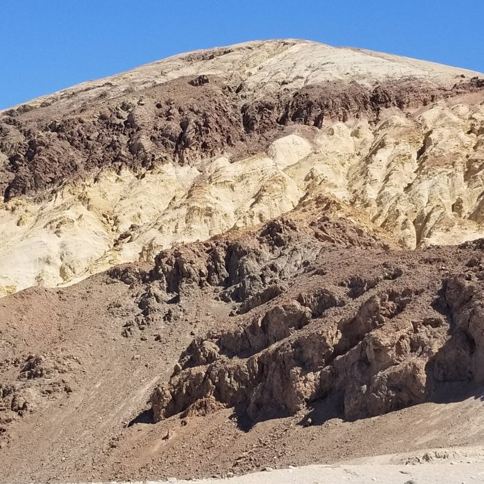 Painted Hills of Death Valley