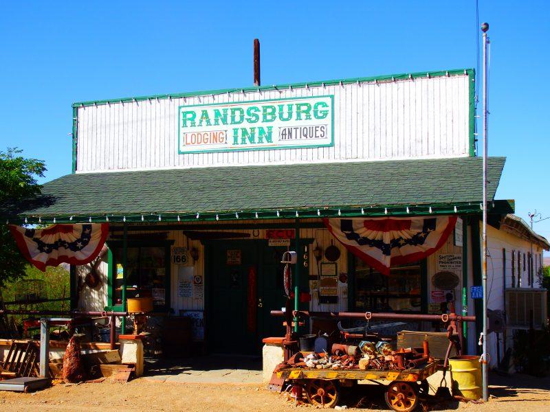 Store in Randsburg