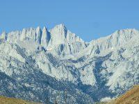 Eastern Sierras, Mt. Whitney