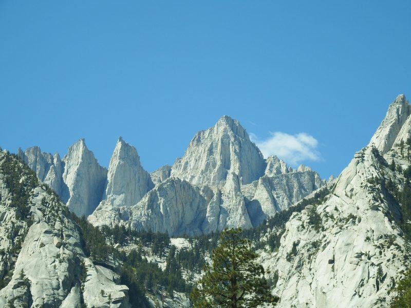 Mt. Whitney Eastern Sierras