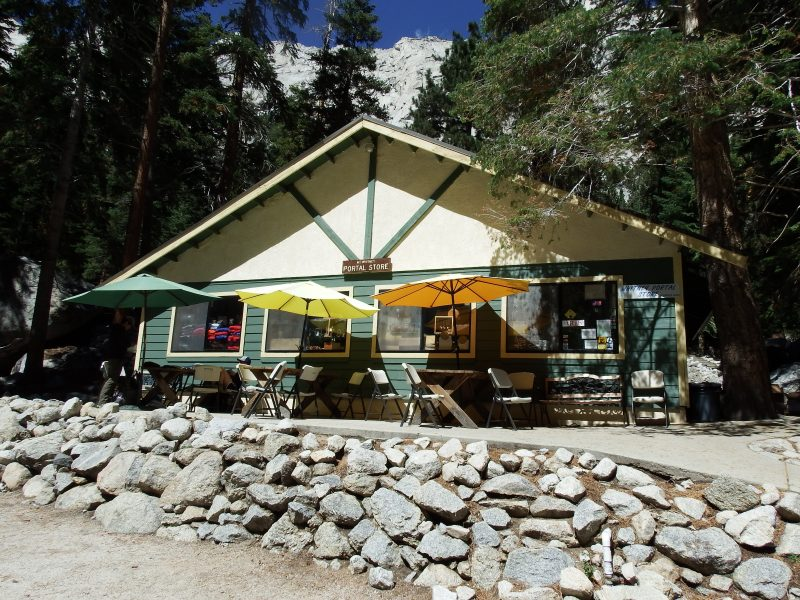 General Store at Whitney Portal
