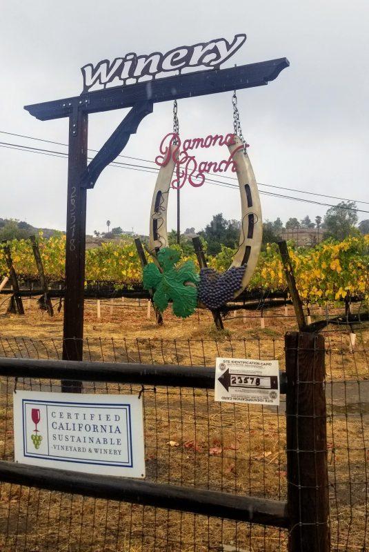 Ramona Ranch Winery
