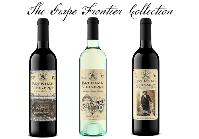 The Grape Frontier Collection Wines